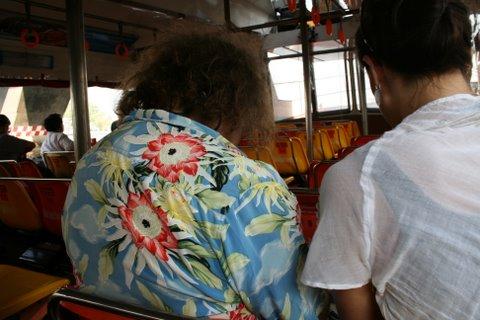 Carlos en exil à Bangkok