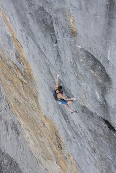 Dean Potter à l'Eiger